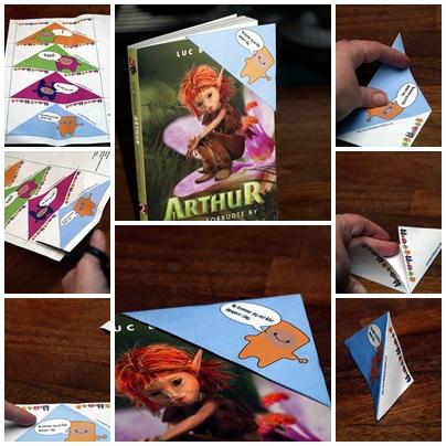 Sådan klipper og folder man sine fabelagtige bogmærker
